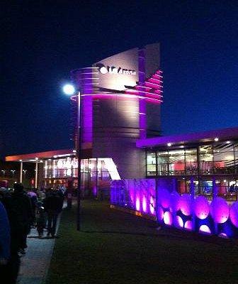 LG Arena Nov 2012