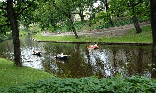 Vermanes Park Riga