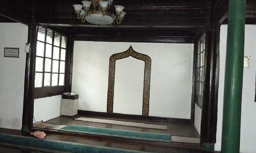 One of the side Walls