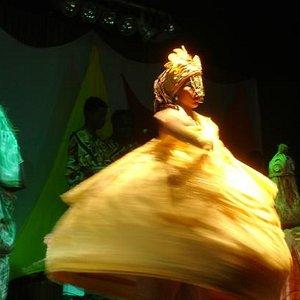 dance Ogum