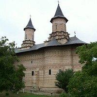 The Church of the Galata Monastery