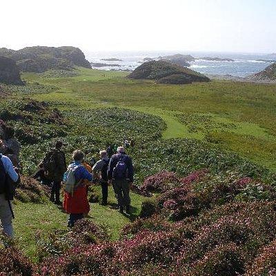 iona community weekly pilgrimage walk