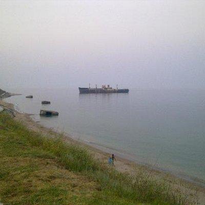 Evangelia Shipwreck 2012