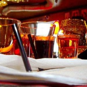 Best shots, only in Bar Melodie, Veliko Tarnovo
