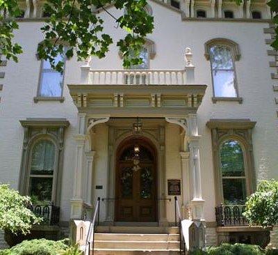 Promont House Front Door