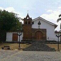 Iglesia de San Antonio, en la colina del mismo nombre, Cali