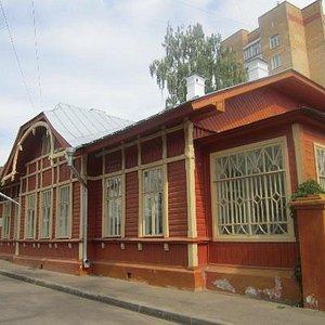 здание дома-музея