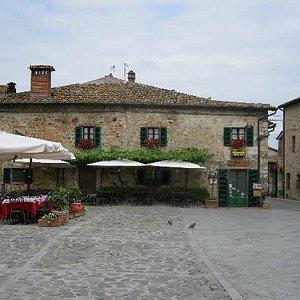 the charming Tuscany
