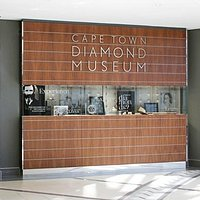 Cape Town Diamond Museum Entrance