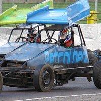 Race in full swing