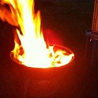Feuerabend auf dem Reiterhof Dürnau