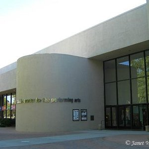 Scottsdale Center for the Performing Arts-front