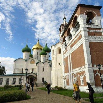 Patio del monasterio