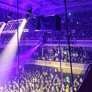 St George's Hall sell out gig
