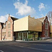 Maidstone Museum & Bentlif Art Gallery (copyright Matt Chisnall)