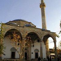 The 15th Century Xhamia e Mbretit, also known as the Fatih Mosque or Xhamia e Madhe (''Big Mosqu