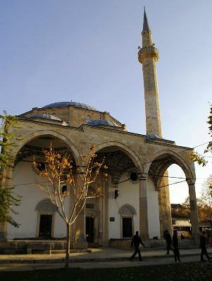 The 15th Century Xhamia e Mbretit, also known as the Fatih Mosque or Xhamia e Madhe (''Big Mosqu