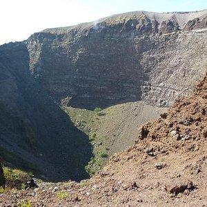 A cratera
