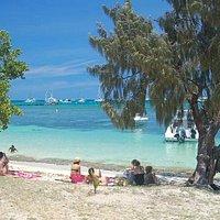 メトル島パブリックビーチ