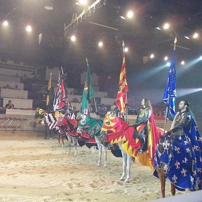 Desfile dos Cavaleiros