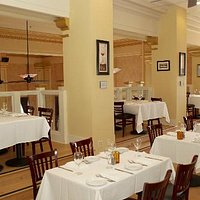 Upstairs Dining and Banquet Room