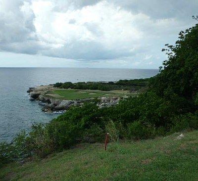 Spektakuläres Par 3 Blue Bay GC Curacao