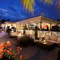 Evening at Pelican Bay Bar