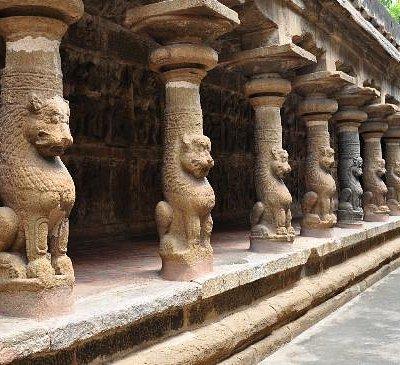 claustro del templo