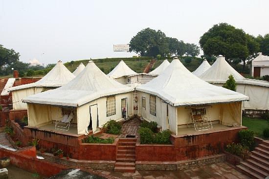 HOTEL TAJ KHEMA (Agra) - Inn Reviews, Photos, Rate Comparison - Tripadvisor