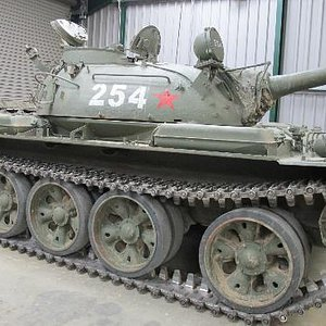 one of many tanks