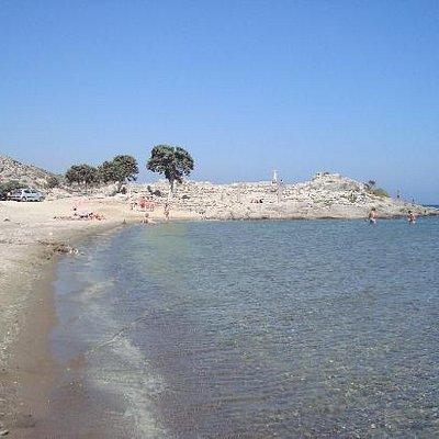 spiaggia Agios Stefanos