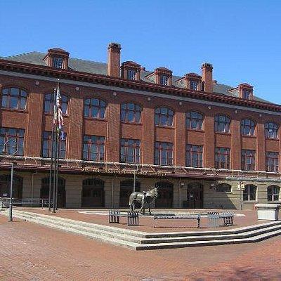 Cumberland Visitors Center