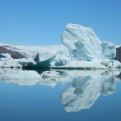 Témpanos a la deriva Glaciar Jorge Montt