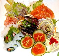 Chef's Sashimi Plate