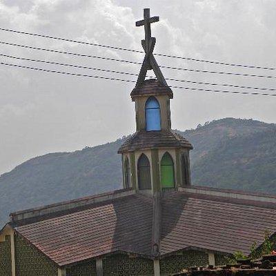 Saputara Church