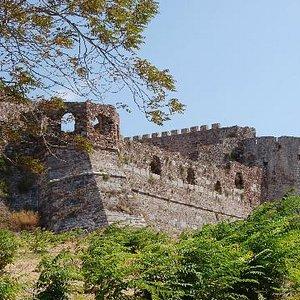 Ancient battlements