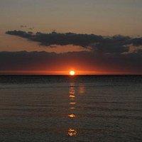 夕日がきれいなシトロン湾