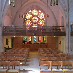 Interior of Immanuel Church, Jaffa