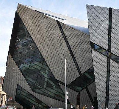 Royal Ontario Museum on Bloor Street