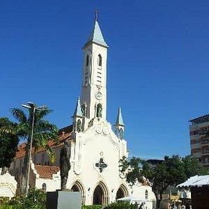Igreja Matriz de Santa Rita de Cássia - Viçosa MG