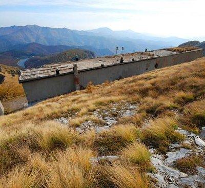 Ancienne caserne des alpes ligures