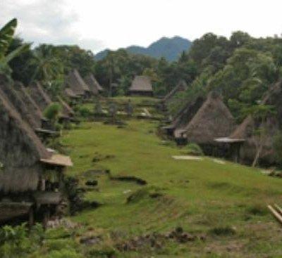 Belaraghi village