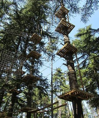 Vertical Labyrinth Parco Avventura Salice Terme