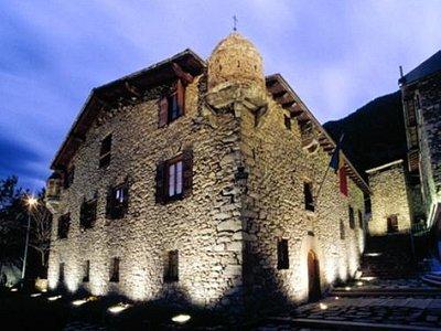 Exterior Casa de la Vall