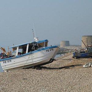 Fisherman's Beach, Hythe
