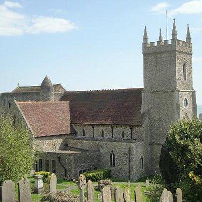 St Leonard's Church, Hythe