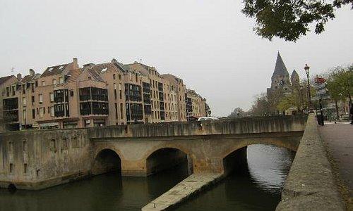 Bras-Mort De La Moselle