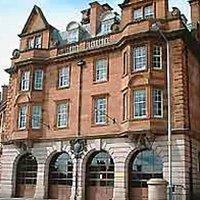 Lothian & Borders Fire Brigade Head Quarters - Museum is the ground floor