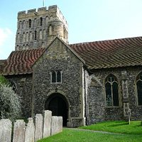 St Clement's Church, Sandwich