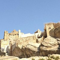 This will be a lovely sight to see when resorted, Kahta Castle